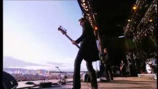 Interpol - Say Hello To The Angels (T in The Park 2007)