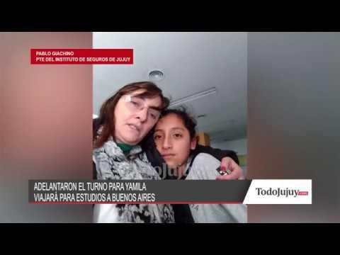 Una gran noticia para Yamila: le adelantaron el turno para los estudios en Buenos Aires