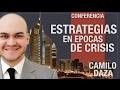 MARKETING: Estrategias efectivas en épocas de CRISIS!! / CAMILO DAZA