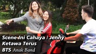 Anak Band Scene Ini Cahaya Jenny Dan Gilang Tertawa Terus Bts Anak Band