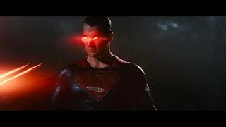 Superman - Fight Moves Compilation HD