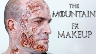 The Mountain | Game Of Thrones Makeup Tutorial | Freakmo