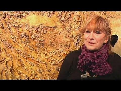 Expo: Les huiles sculptées de Juliette Mills (Troyes)