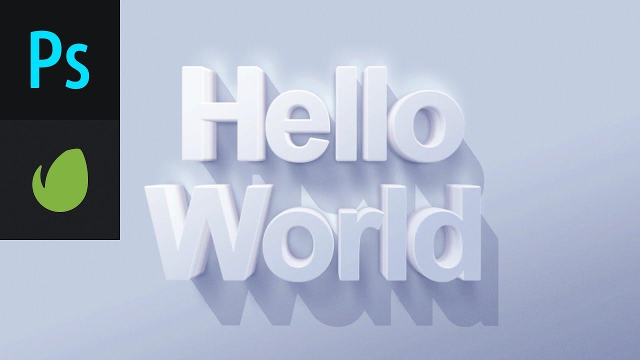 Pro 3D Text Mockups in Photoshop | Envato Elements
