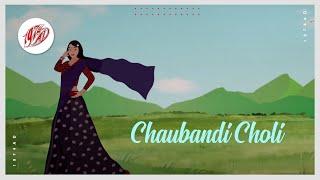 Chaubandi Choli by 1974AD