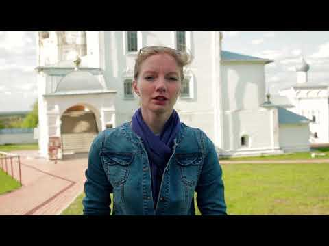 Гороховец - сказочный город на Клязьме, Владимирская область