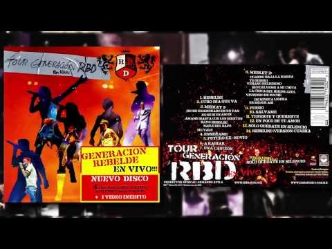 RBD  Tour Generación En Vivo Full Album + DL iTunes Plus  FLAC