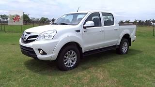 Foton Tunland  FT-500 PICK UP 4x4 2018 Cummins ISF 2 8 174 hp