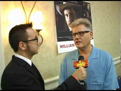 The Joe Vitrella Show: William Forsythe Interview at Spooky Empire