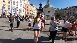 """""""Para encontrar el alma de Polonia, debes buscar en Cracovia""""."""