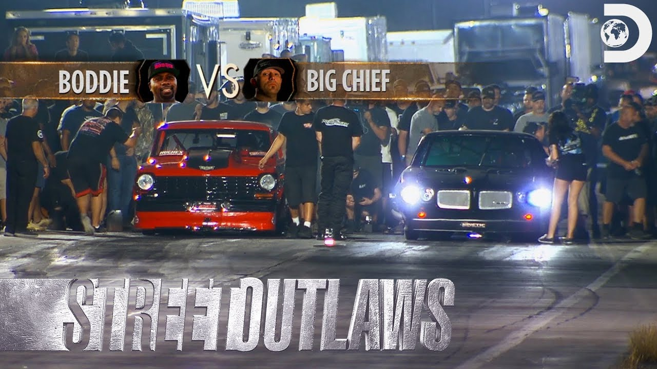 Download Race Replay: Big Chief vs. Boddie   Street Outlaws