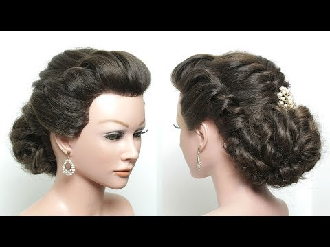 Tutorial: Perfect Messy Bun Updo Hairstyle For Long Hair