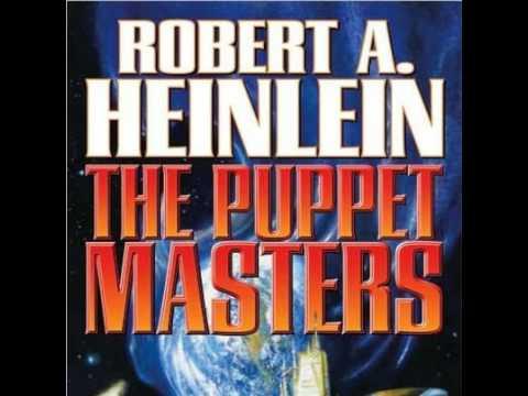 The Puppet Masters - Robert A Heinlein | Full audiobook
