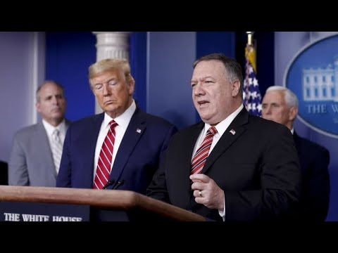 Iran imposes sanctions on Trump - Wednesday's 20/01/2021 News Briefing