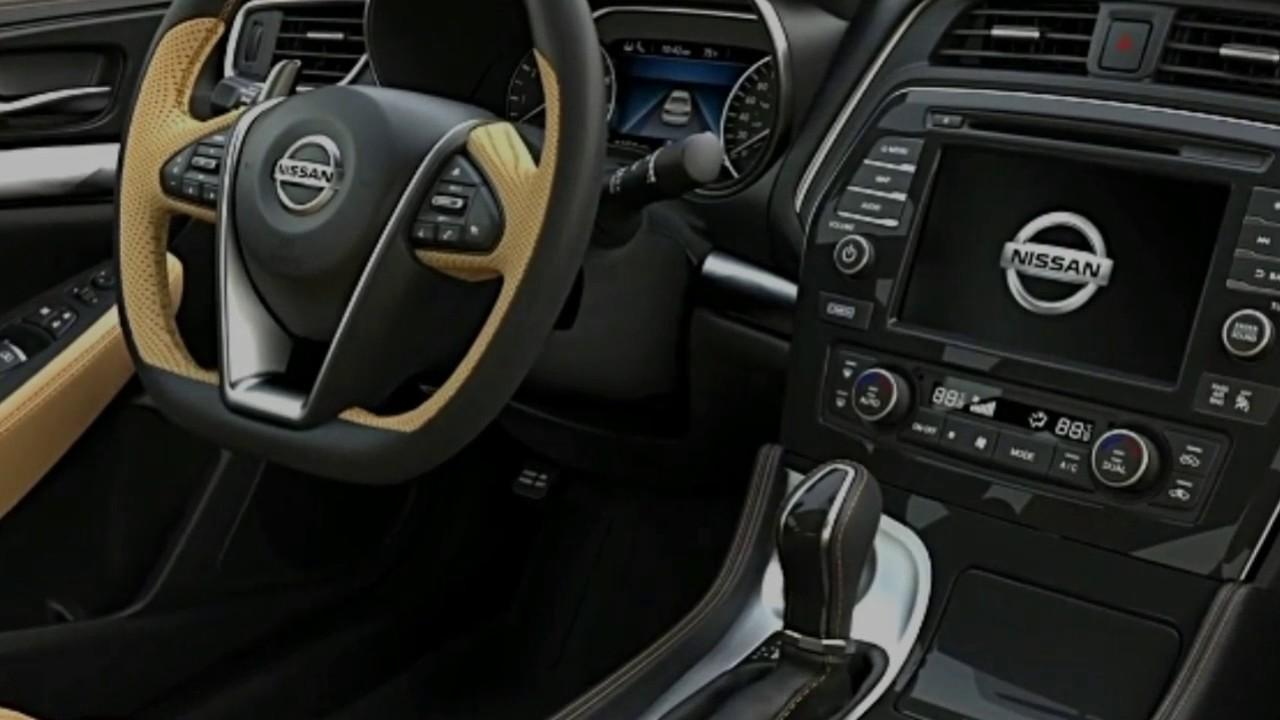 Superb 2018 Nissan Maxima Interior Design