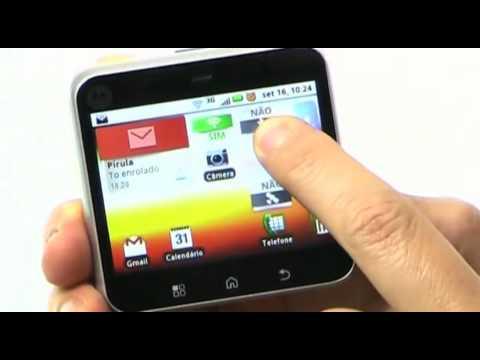 Motorola Flipout - Produtopia