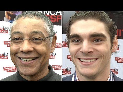 Breaking Bad RJ Mitte & Giancarlo Esposito