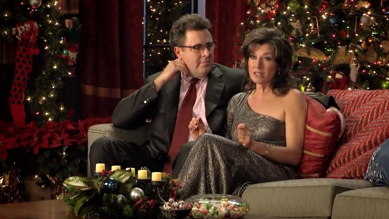 Amy Grant Christmas.Vince Gill Amy Grant Cma Country Christmas 2011 Cma