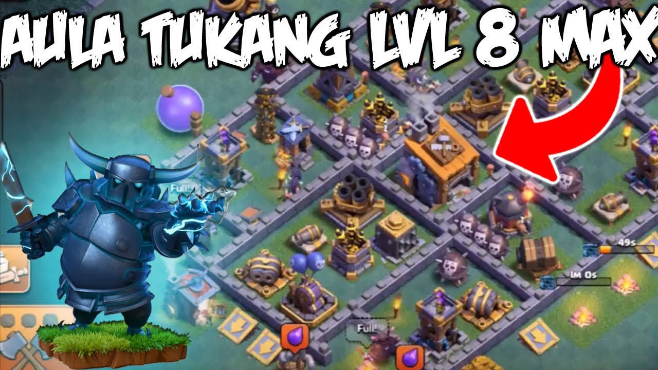 Base Aula Tukang Level 8 Terkuat 3