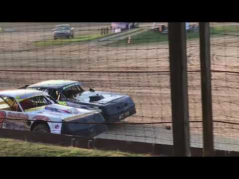 Charleston Speedway UMP Factory Stock Heat 2 Aug 11 2018