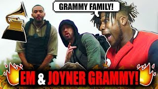 Eminem & Joyner Lucas Nominated For A Grammy!