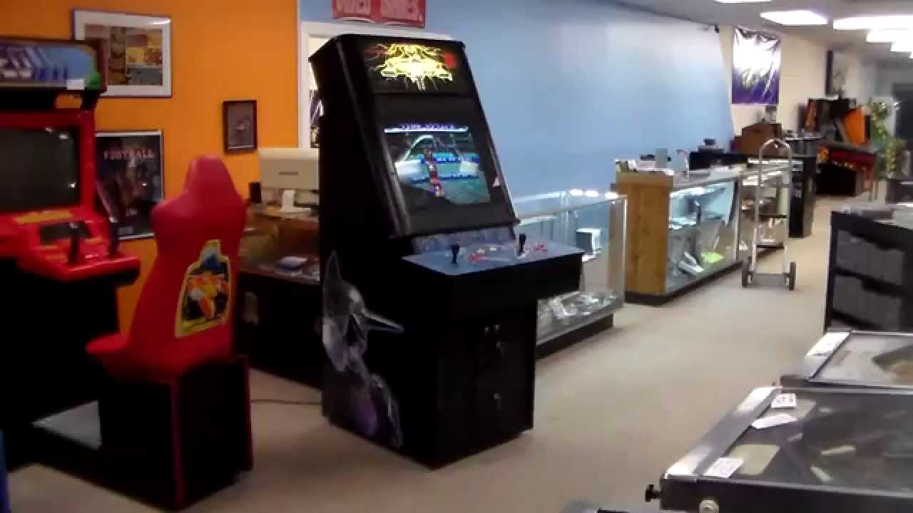 Namco S Soul Calibur Arcade Game Cool 27 Quot Monitor Large