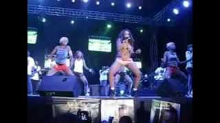 Mampi Swilili Song Full Perfomance At Africana Feb 2013