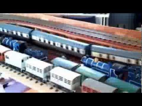 Old Toy Trains - Song by Raffi