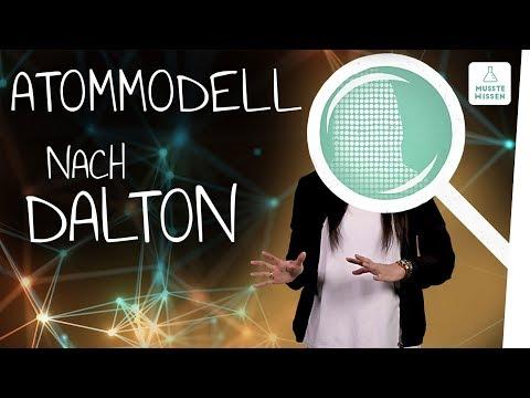 Atome und Stoffe im John Dalton Modell I musstewissen Chemie
