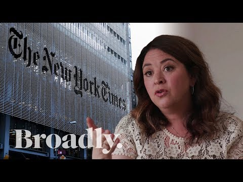 A Year In The Life At The New York Times with Liz Garbus