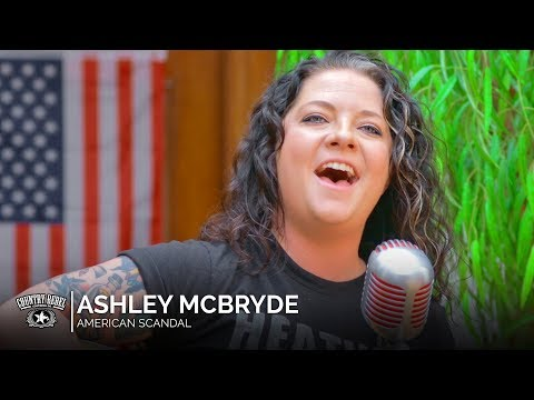Ashley McBryde - American Scandal (Acoustic) // Country Rebel HQ Session