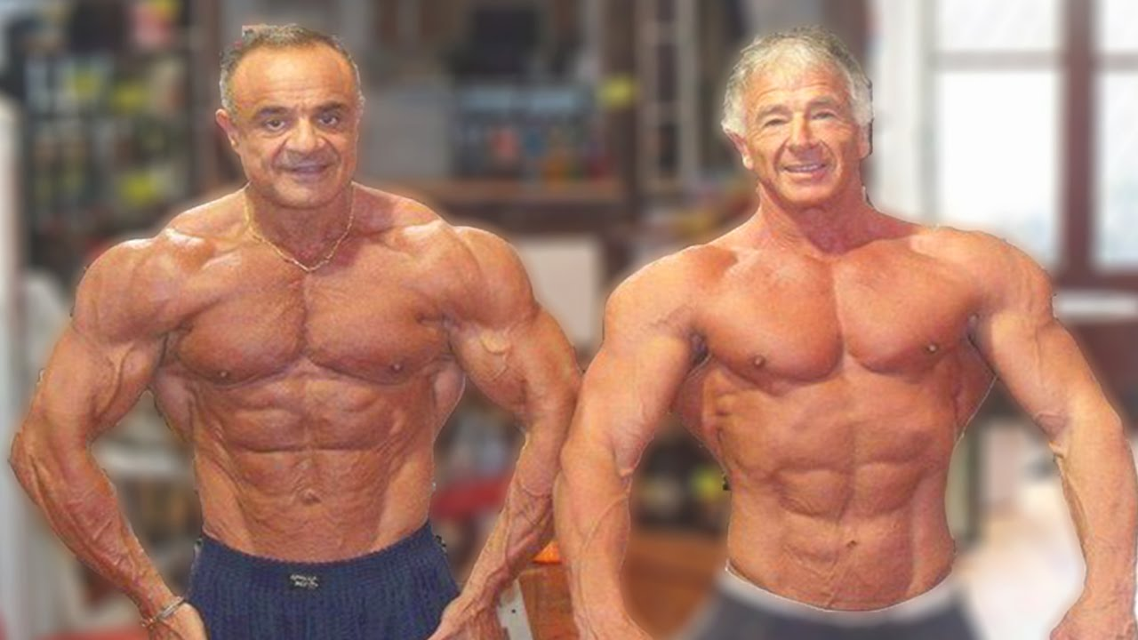 Old Bodybuilders - YouTube