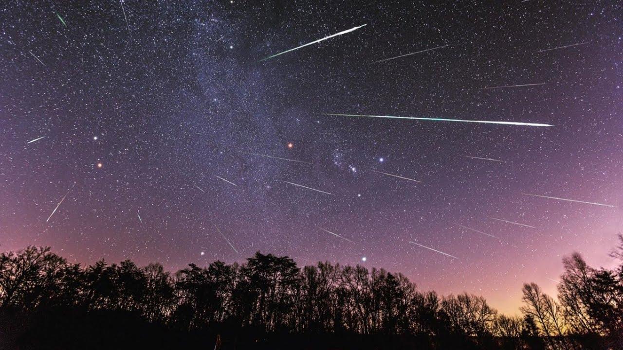 Метеорный поток Ориониды. Что ждать в 2020 году