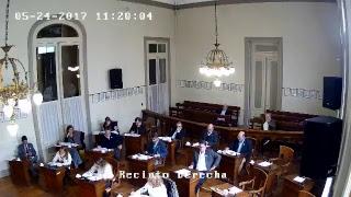 Transmisión en directo de Concejo Deliberante de Tandil (11/05/2017)
