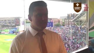 Graeme Smith discusses South Africa's history at The Oval