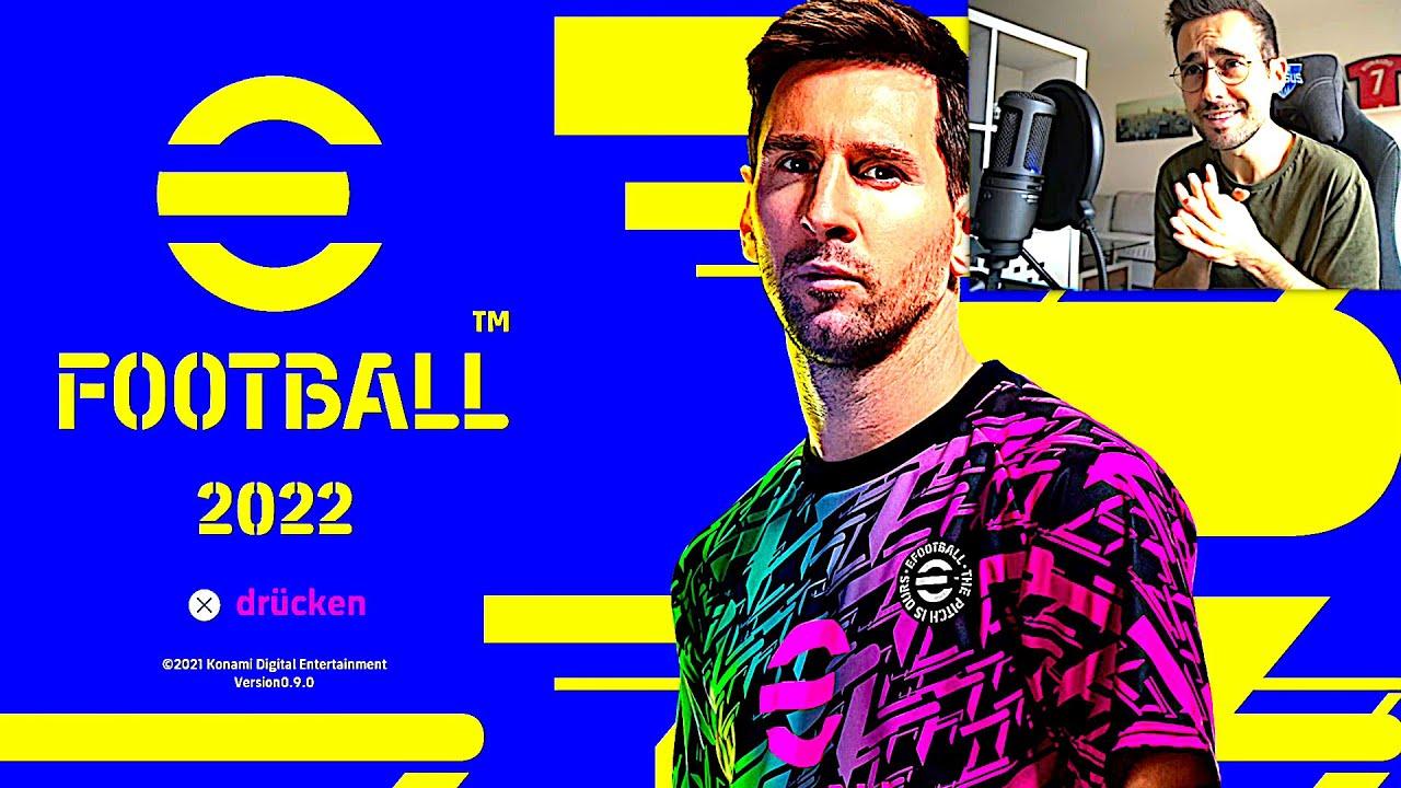 Download ICH TESTE PES 2022 DAMIT IHR ES NICHT MÜSST !!! 🔍😳 eFootball PS5 Test