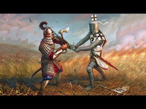 """M&B Warband Русь XIII век.Сердитая Литва-2.2.""""Литва будет жертвой"""" #27"""