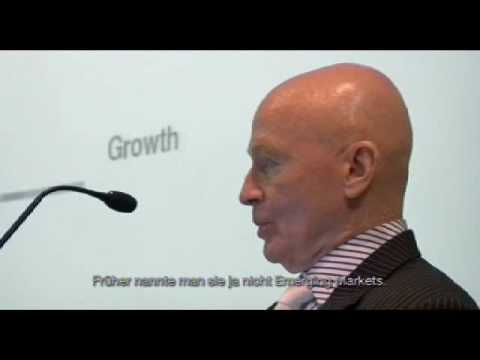 "Filmausschnitt: ""Let's make money"" - mit Dr. Mark Mobius"