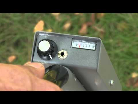 How to Use a Wire and Valve Locator