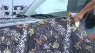 Part 1 of 6 - How to Videos Truck Camouflage Install - Official Camoclad Video