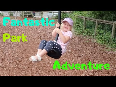 huge-playground-adventure|zip-line!-cargo-net!-climbing-wall!