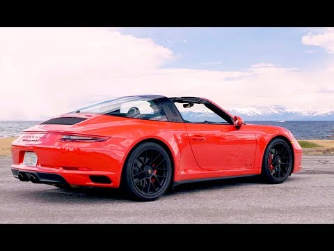 2017 Porsche 991.2 GTS - Meet the man leading 911 Chassis & Driving Dynamics: Achim Lamparter (3/3)