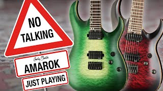 Harley Benton - No Talking - Amarok 6 & Amarok 7 - Just Playing -