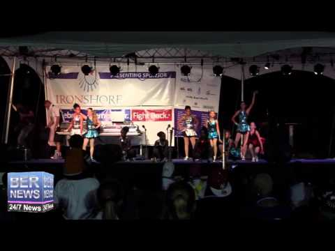 DanceSations At Relay For Life, May 30 2014