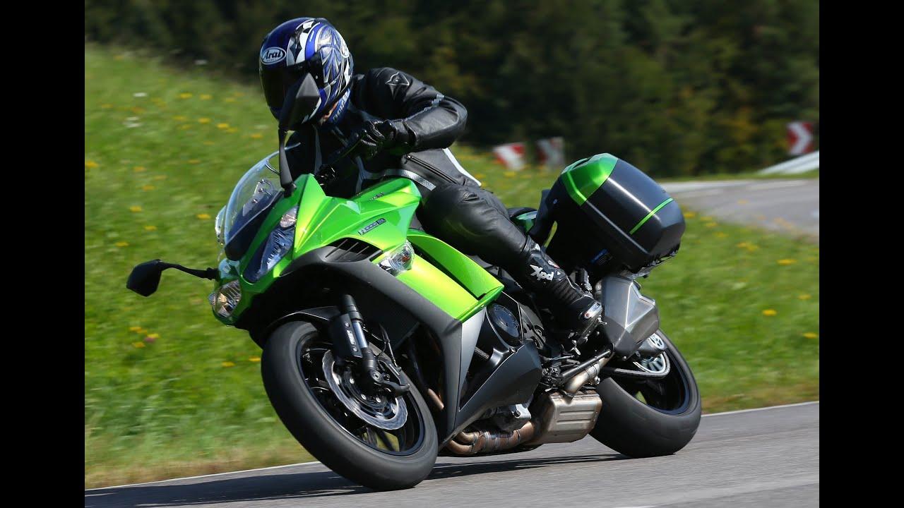 Kawasaki Z1000SX (Ninja 1000) 2014 launch review
