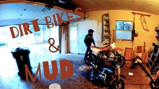 Dirt Bikes in The Mud | PIT BIKE ADVENTURES PART 6