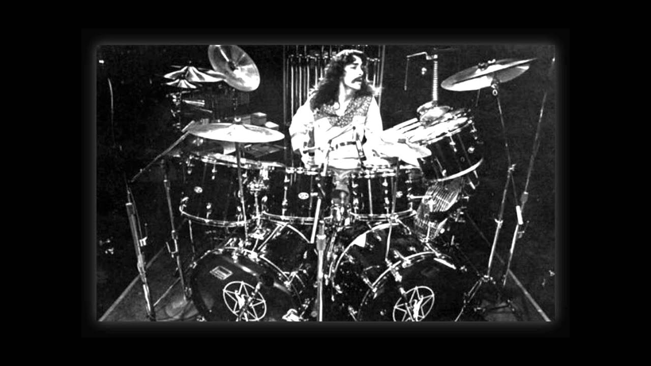 Neil Peart Most Epic Drum Solo Audio