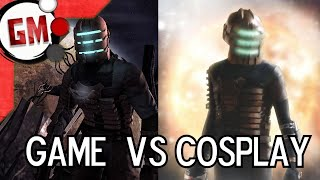 I Made The Suit From DEAD SPACE
