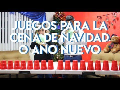 Juegos Para La Cena Navidena Y De Ano Nuevo Youtube