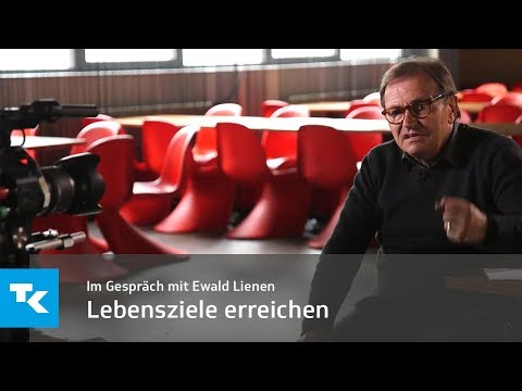 Im Gespräch mit Ewald Lienen: Lebensziele erreichen